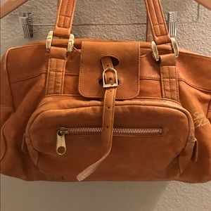 See by Chloe Satchel Leather Bag